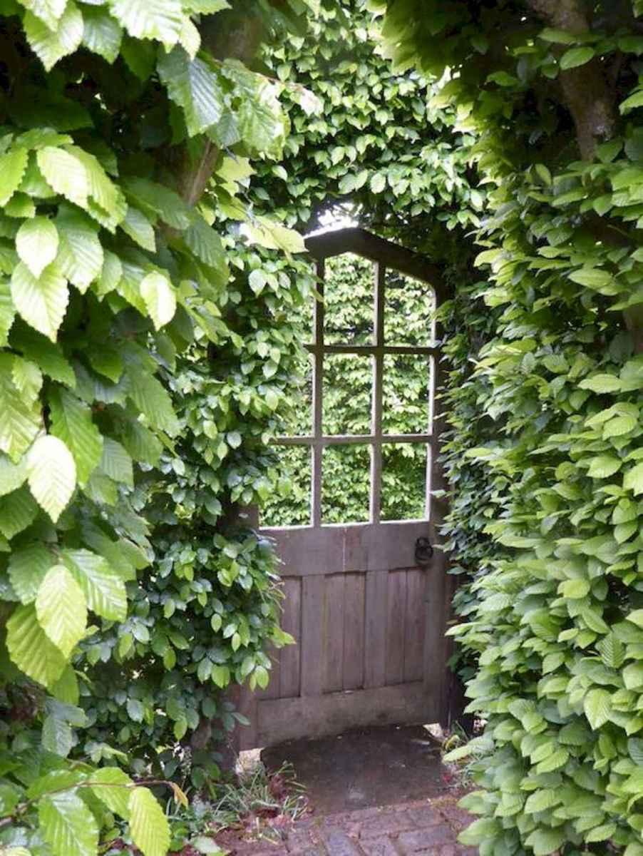 40 Awesome Secret Garden Design Ideas For Summer (31)
