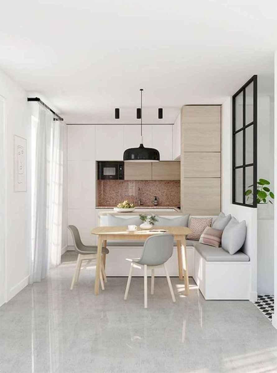 40+ Beautiful Studio Apartment Kitchen Decor Ideas And Remodel (12)