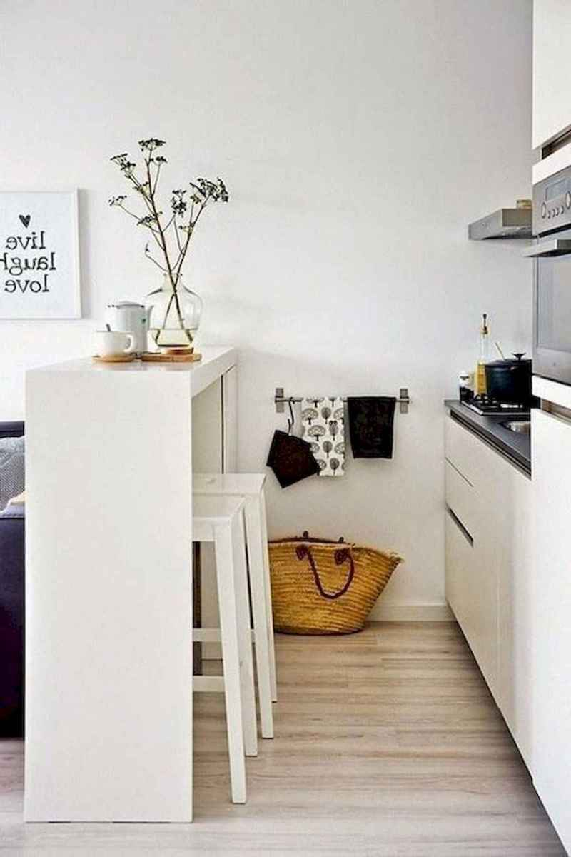 40+ Beautiful Studio Apartment Kitchen Decor Ideas And Remodel (26)