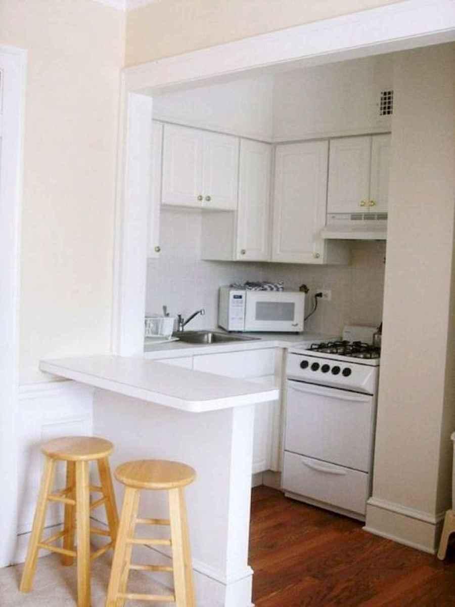 40+ Beautiful Studio Apartment Kitchen Decor Ideas And Remodel (27)