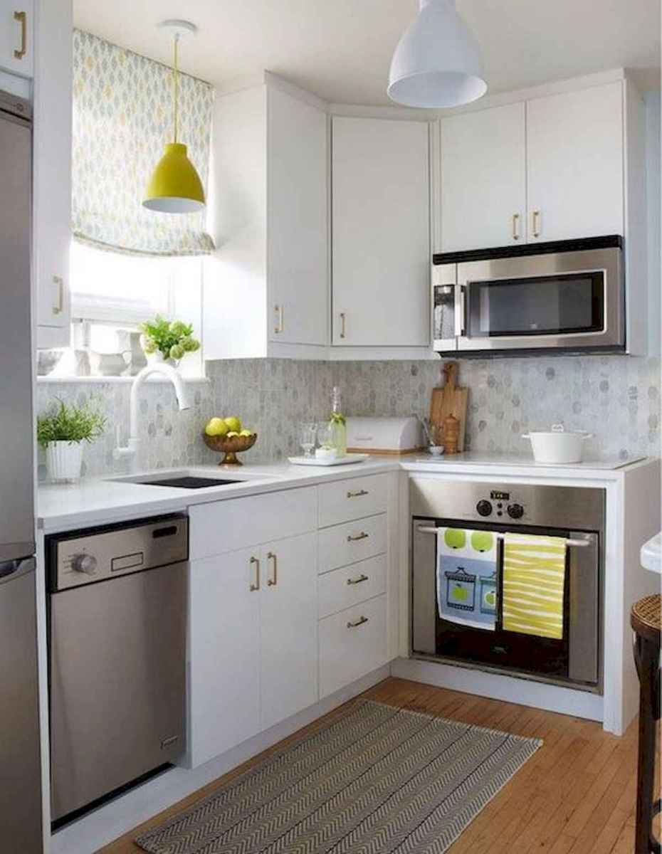 40+ Beautiful Studio Apartment Kitchen Decor Ideas And Remodel (3)
