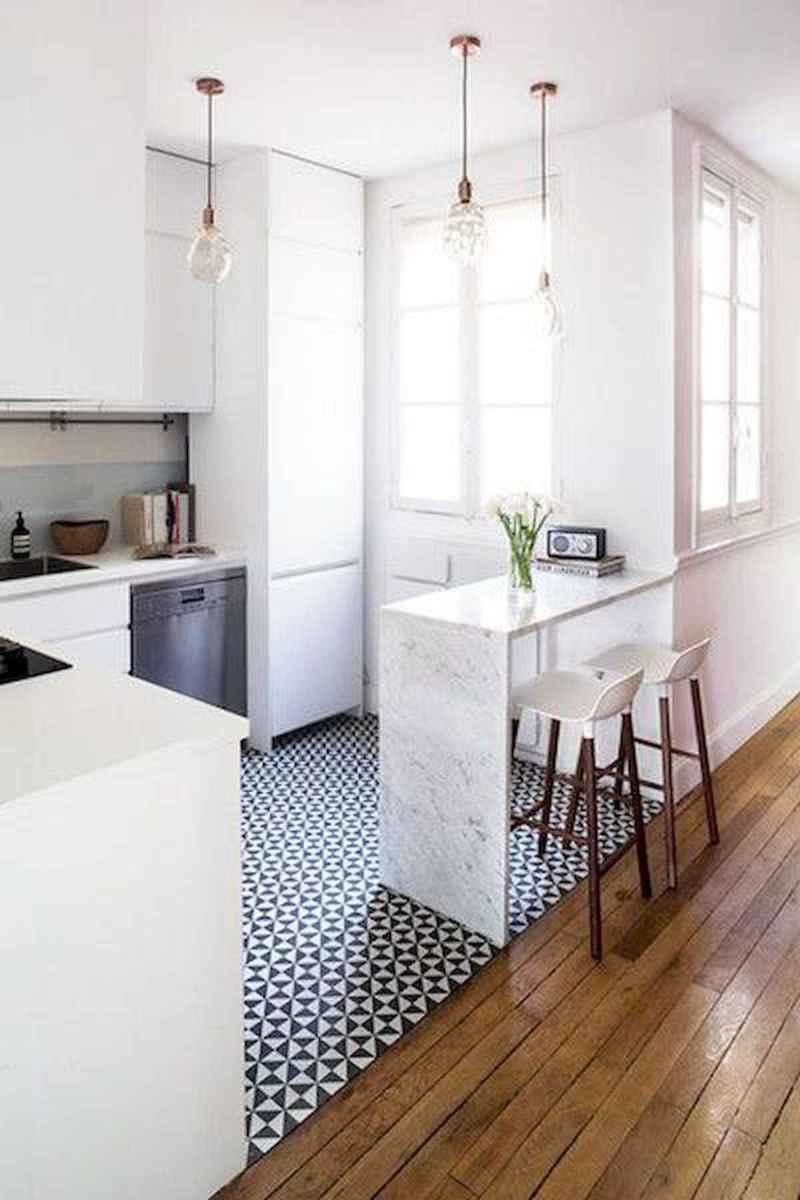40+ Beautiful Studio Apartment Kitchen Decor Ideas And Remodel (32)