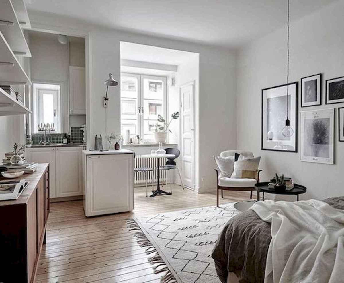 40+ Beautiful Studio Apartment Kitchen Decor Ideas And Remodel (33)