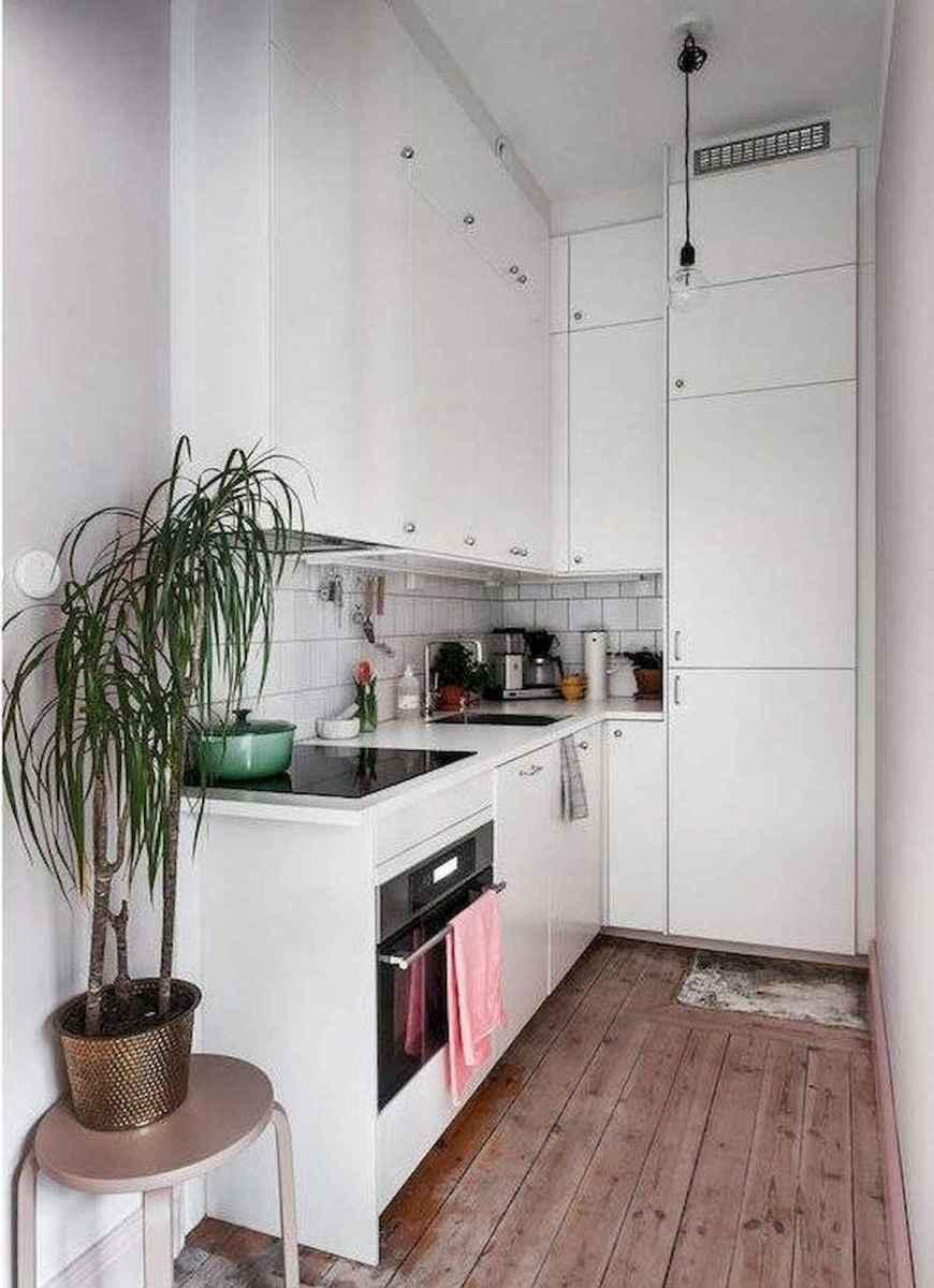 40+ Beautiful Studio Apartment Kitchen Decor Ideas And Remodel (38)