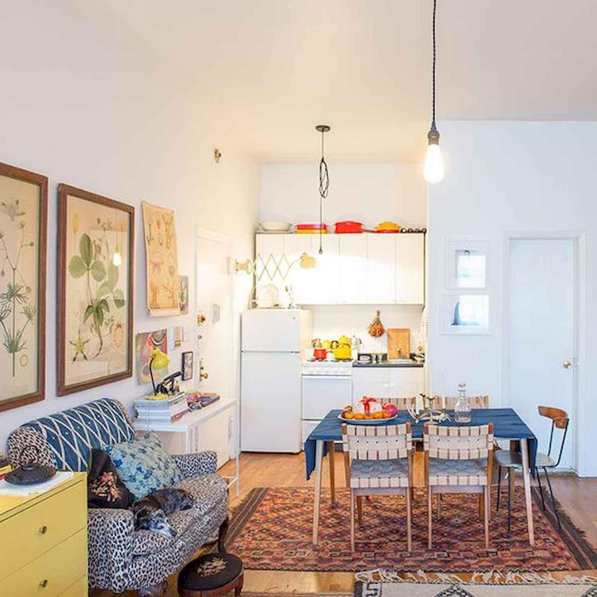 40+ Beautiful Studio Apartment Kitchen Decor Ideas And Remodel (42)
