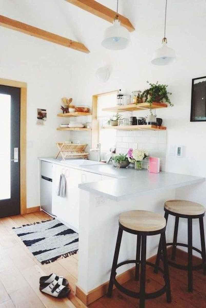 40+ Beautiful Studio Apartment Kitchen Decor Ideas And Remodel (43)