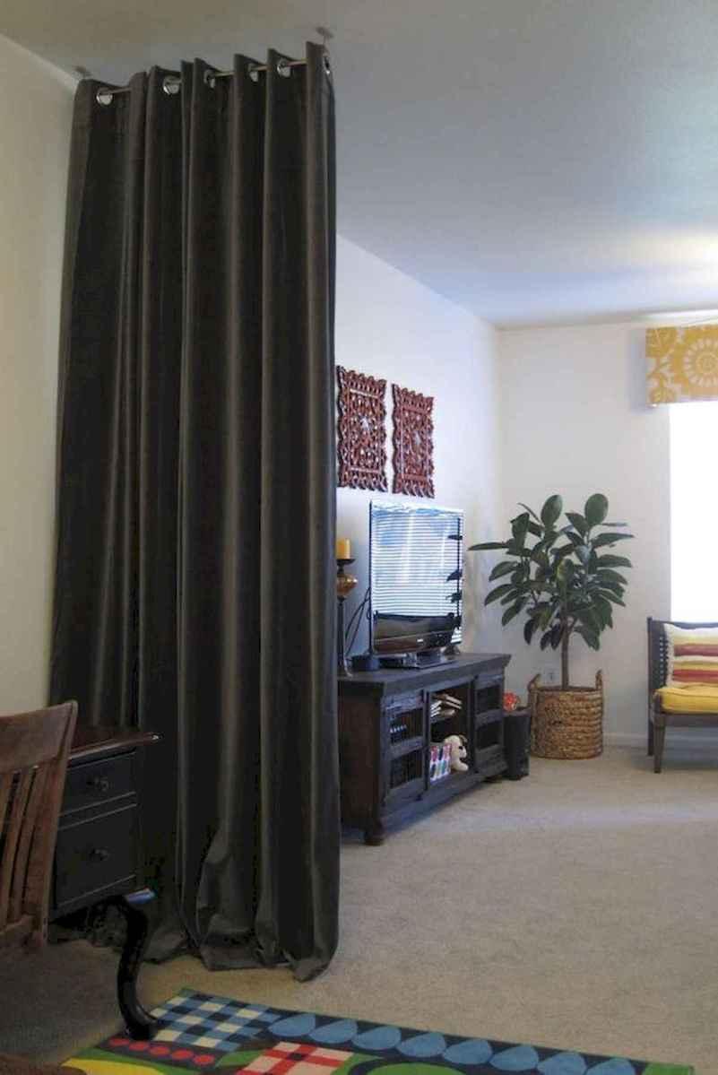 40 Favorite Studio Apartment Room Dividers Curtains Design Ideas and Decor (11)