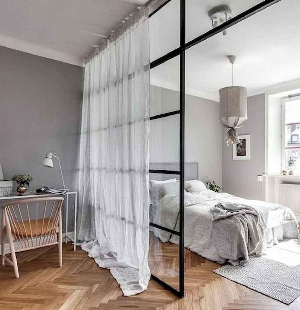 40 Favorite Studio Apartment Room Dividers Curtains Design Ideas and Decor (17)