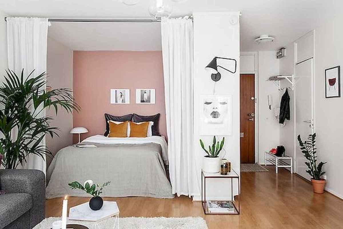 40 Favorite Studio Apartment Room Dividers Curtains Design Ideas and Decor (23)