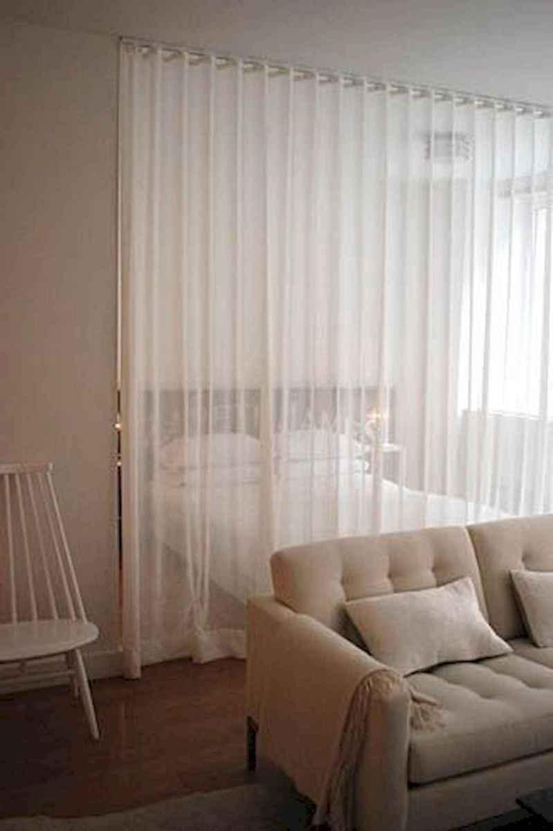 40 Favorite Studio Apartment Room Dividers Curtains Design Ideas and Decor (34)