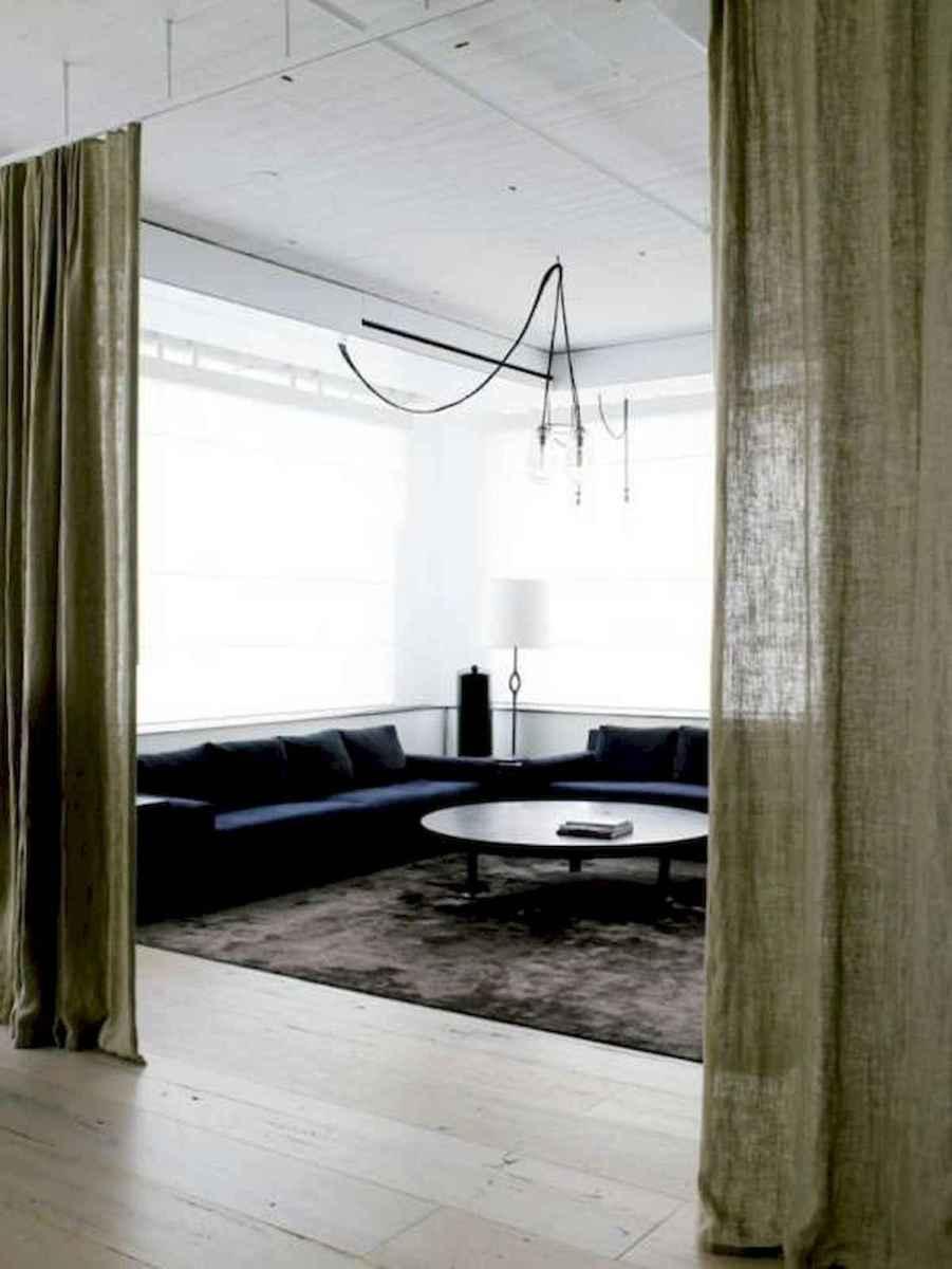 40 Favorite Studio Apartment Room Dividers Curtains Design Ideas and Decor (5)