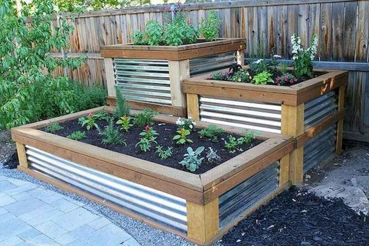 50 Best Garden Beds Design Ideas For Summer (26)