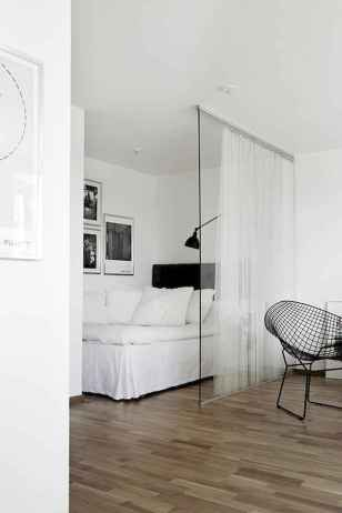 50+ Stunning Minimalist Studio Apartment Small Spaces Decor Ideas And Remodel (11)