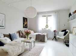 50+ Stunning Minimalist Studio Apartment Small Spaces Decor Ideas And Remodel (33)