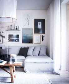 50+ Stunning Minimalist Studio Apartment Small Spaces Decor Ideas And Remodel (41)