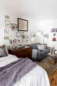50+ Stunning Minimalist Studio Apartment Small Spaces Decor Ideas And Remodel (6)