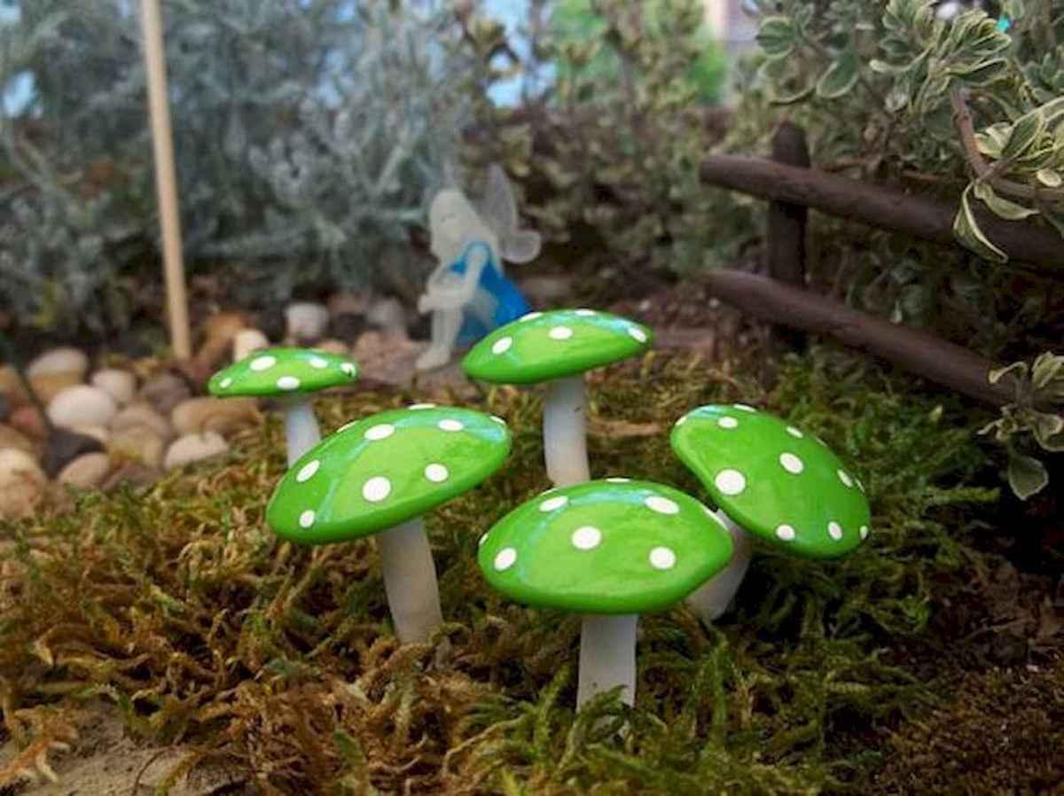 55 Creative Garden Art Mushrooms Design Ideas For Summer (2)