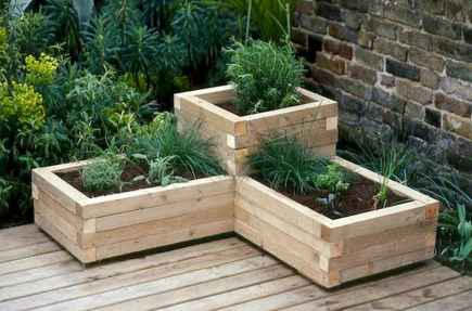 55 Favorite Garden Boxes Raised Design Ideas (22)