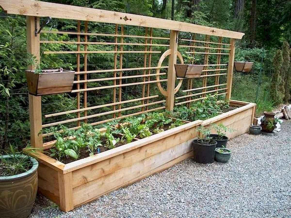 55 Favorite Garden Boxes Raised Design Ideas (35)