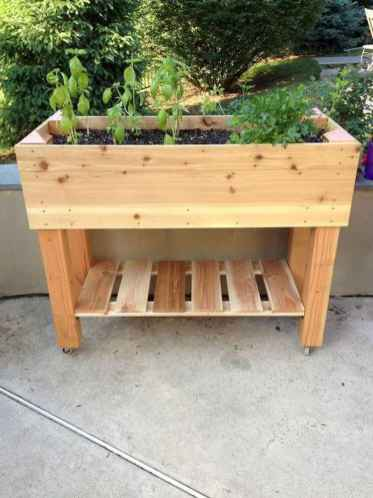 55 Favorite Garden Boxes Raised Design Ideas (41)