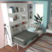 60+ Favorite Studio Apartment Storage Decor Ideas And Remodel (43)