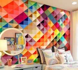 70+ Awesome Colorful Bedroom Decor Ideas And Remodel for Summer Project (26)