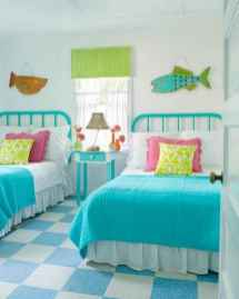 70+ Awesome Colorful Bedroom Decor Ideas And Remodel for Summer Project (33)