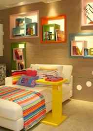 70+ Awesome Colorful Bedroom Decor Ideas And Remodel for Summer Project (34)