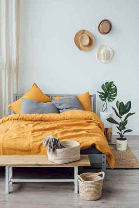 70+ Awesome Colorful Bedroom Decor Ideas And Remodel for Summer Project (44)