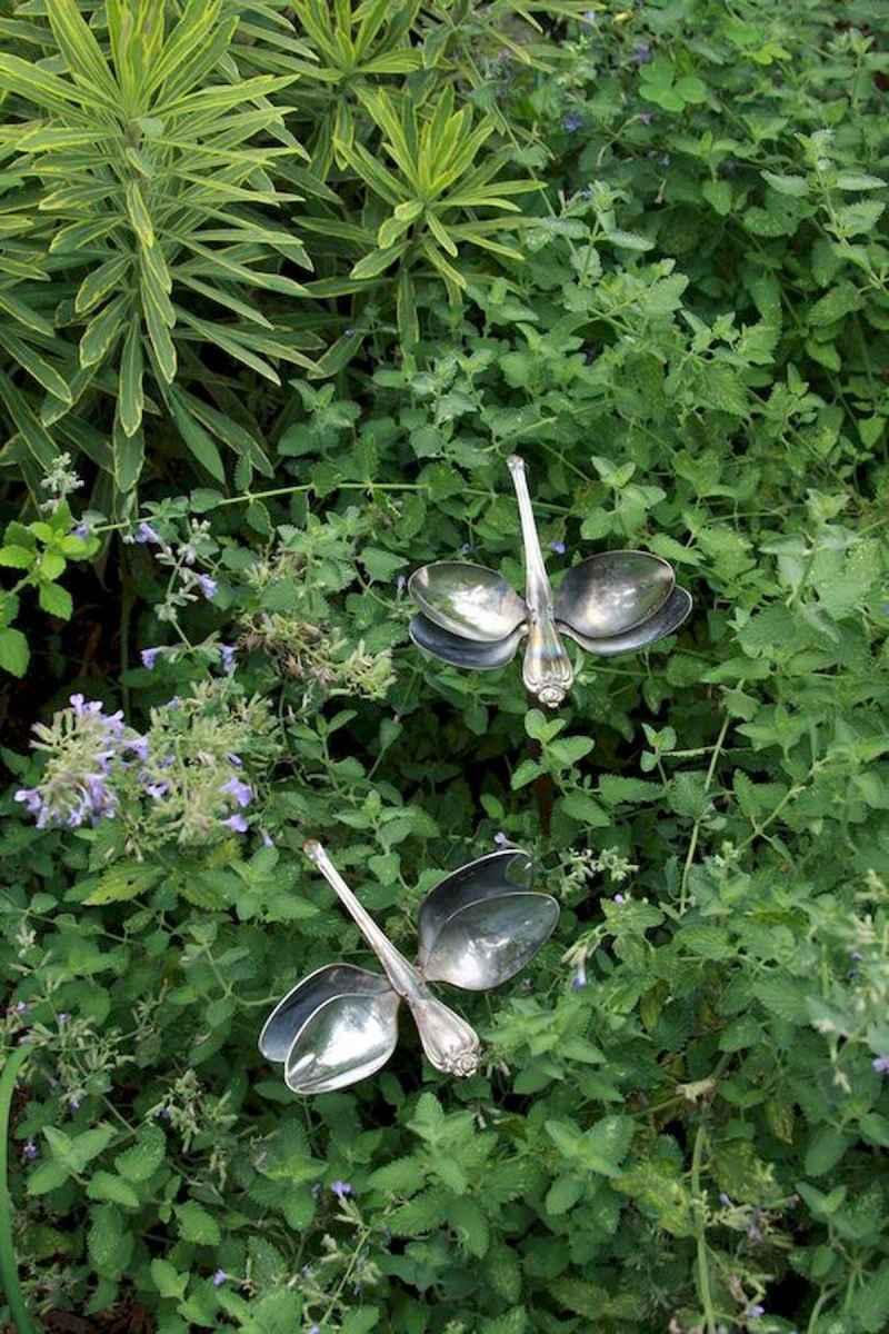 70 Best Metal Garden Art Design Ideas For Summer (62)