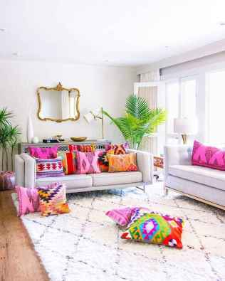 80+ Awesome Colorful Living Room Decor Ideas And Remodel for Summer Project (22)
