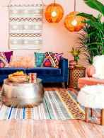 80+ Awesome Colorful Living Room Decor Ideas And Remodel for Summer Project (39)