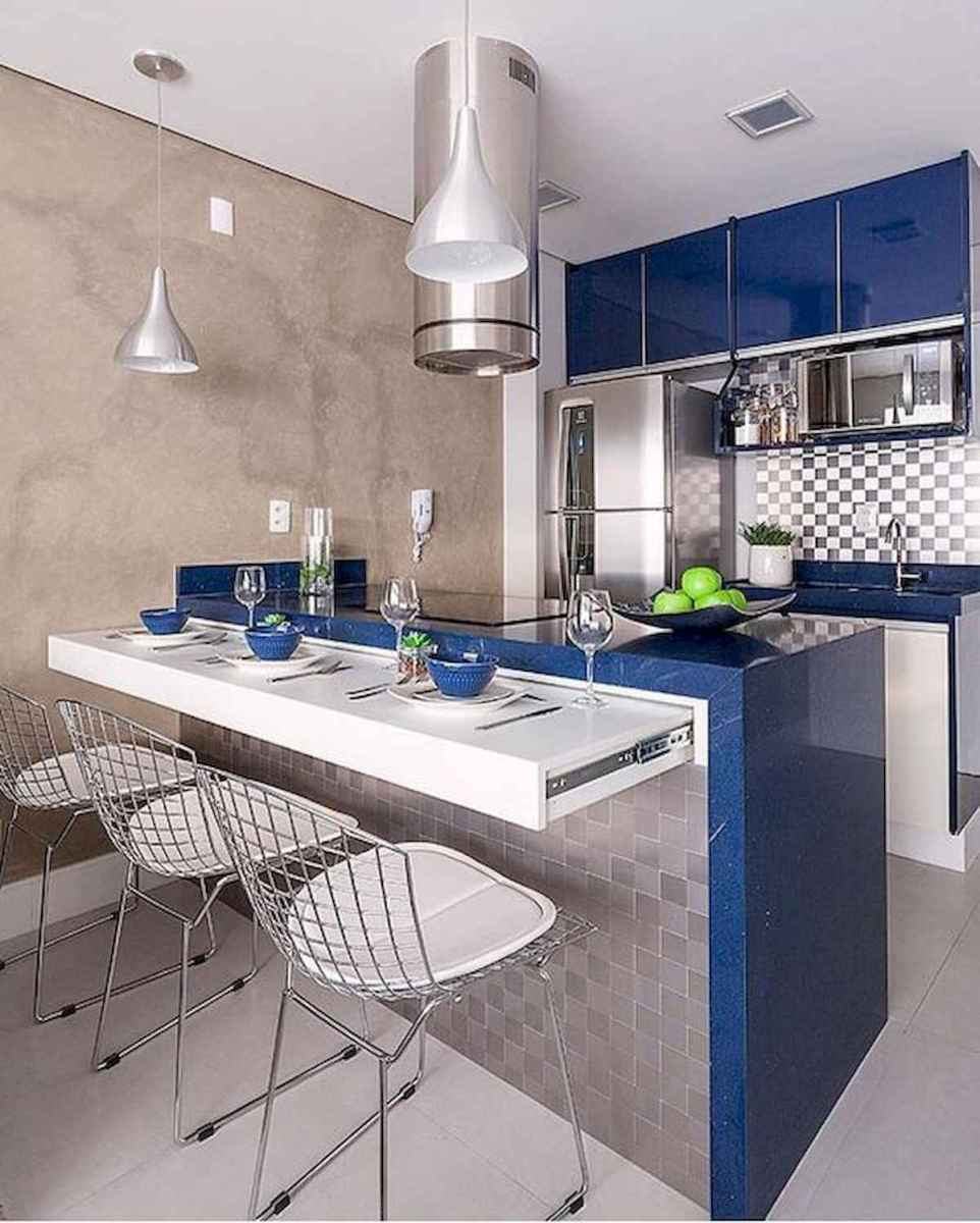 80+ Fantastic Colorful Kitchen Decor Ideas And Remodel for Summer Project (31)
