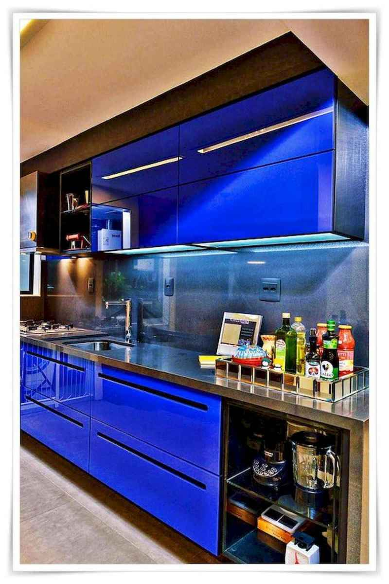 80+ Fantastic Colorful Kitchen Decor Ideas And Remodel for Summer Project (81)