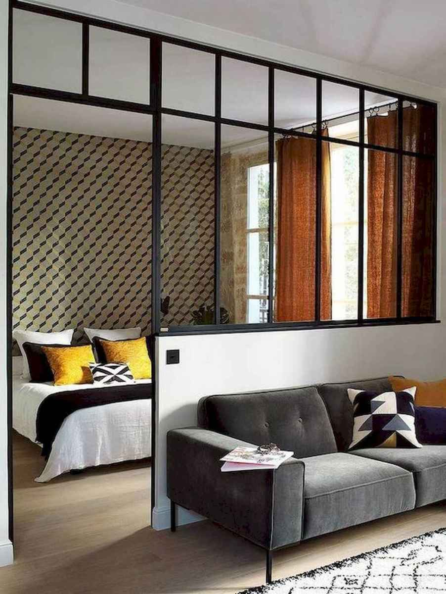 80+ Gorgeous Studio Apartment Divider Decor Ideas And Remodel (39)