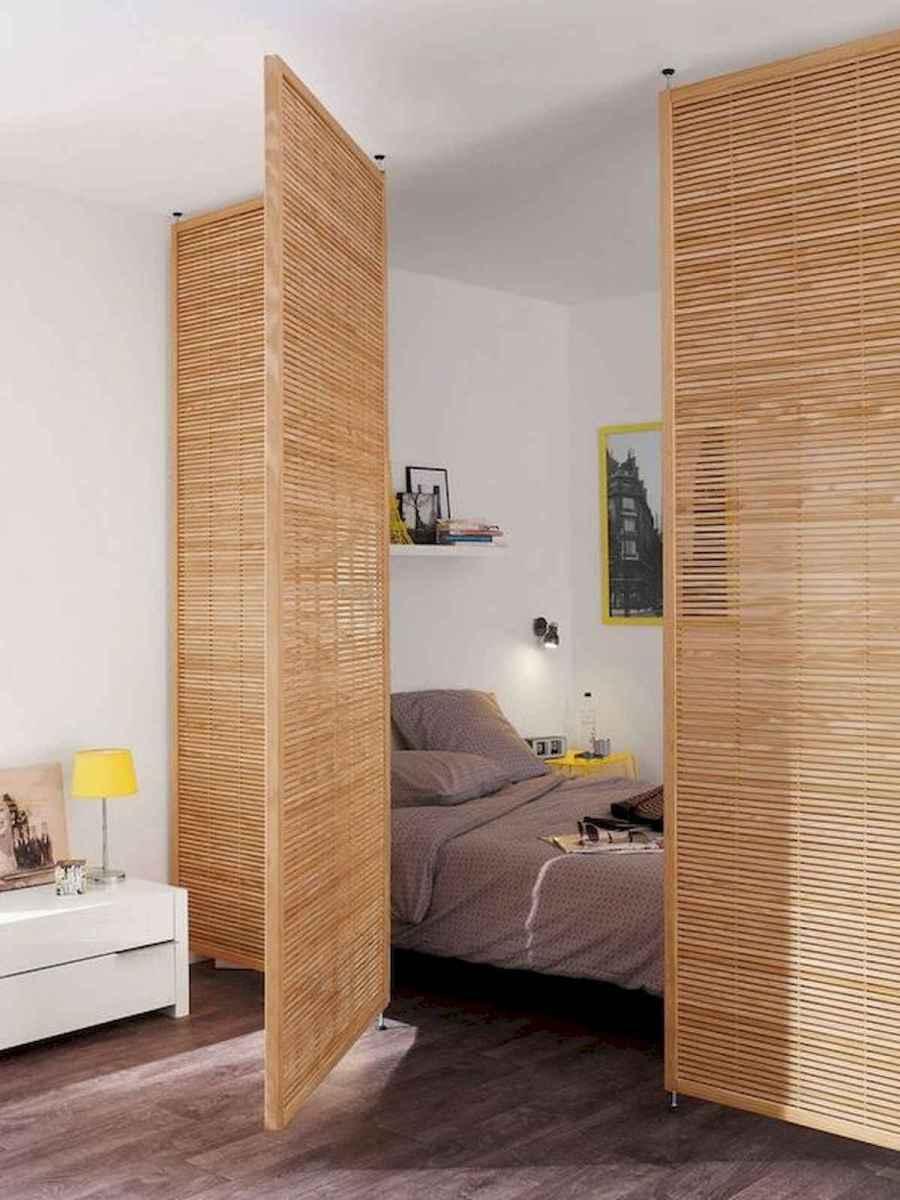 80+ Gorgeous Studio Apartment Divider Decor Ideas And Remodel (45)