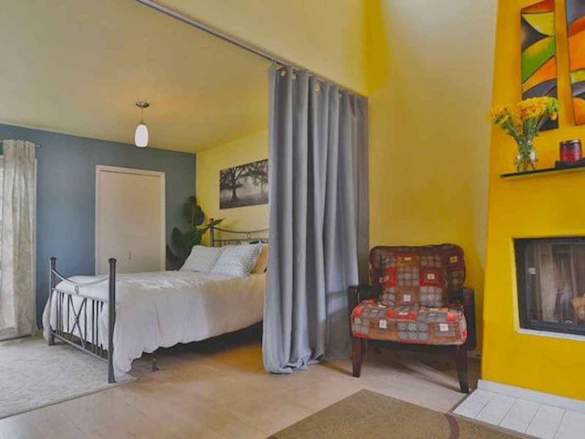 80+ Gorgeous Studio Apartment Divider Decor Ideas And Remodel (51)