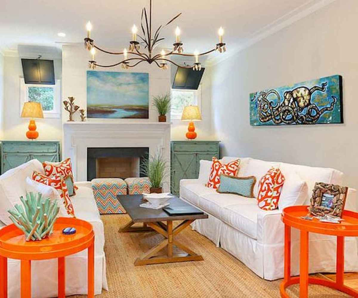 90+ Fantastic Colorful Apartment Decor Ideas And Remodel for Summer Project (57)