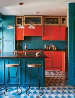 90+ Fantastic Colorful Apartment Decor Ideas And Remodel for Summer Project (63)