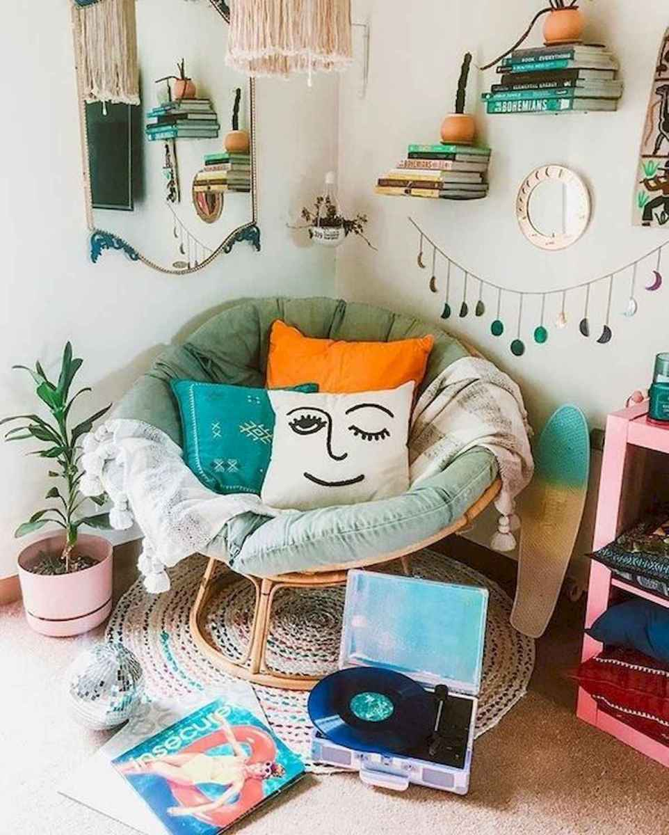 90+ Fantastic Colorful Apartment Decor Ideas And Remodel for Summer Project (8)