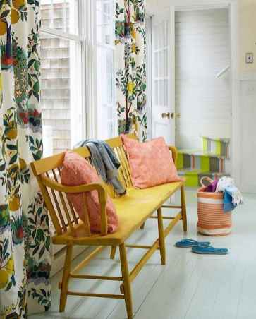 90+ Fantastic Colorful Apartment Decor Ideas And Remodel for Summer Project (84)