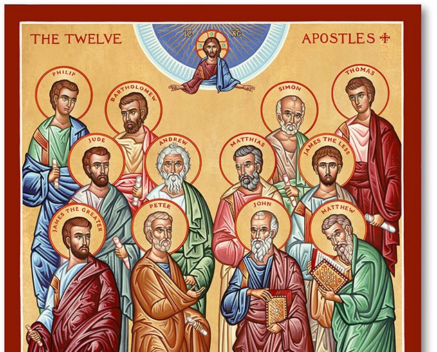 Twelve Apostel