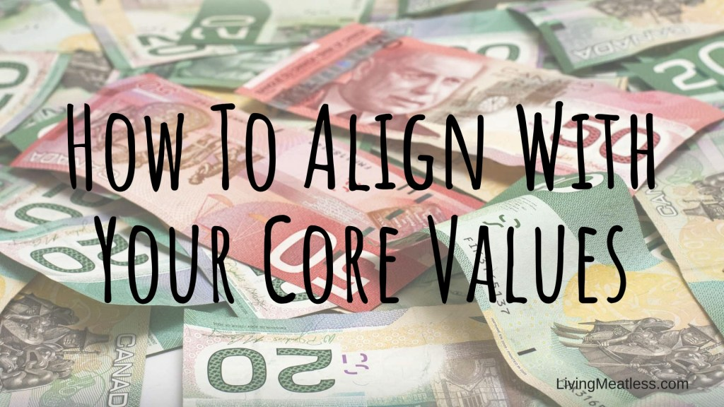 How To Align With Your Core Values