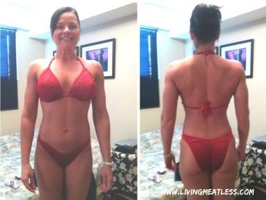 Rachel Pre Competition Bikini