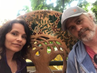Rachel And Kyle In Granville Island