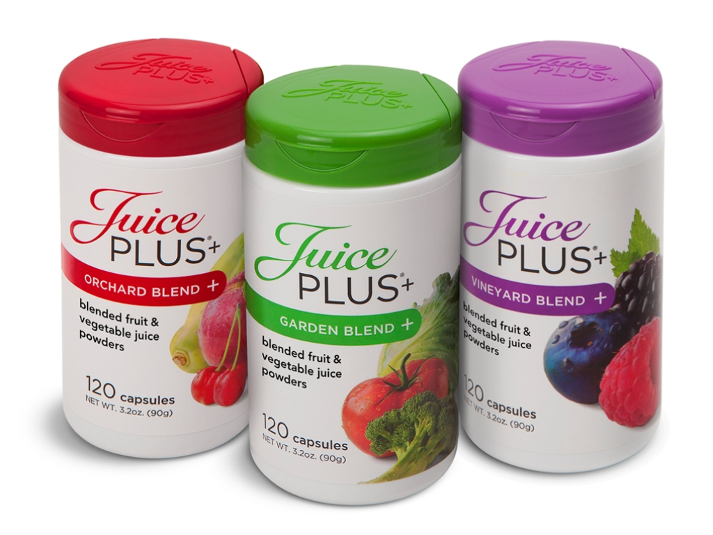 Juice PLus Trio Blend