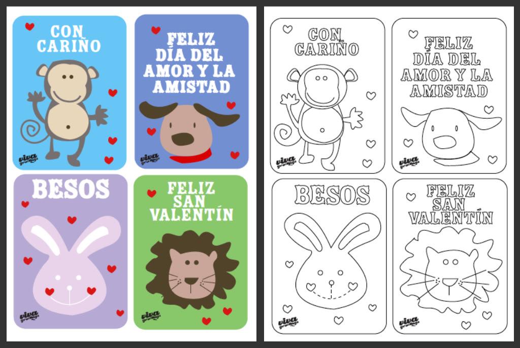 free printable valentine 39 s day cards living mi vida loca