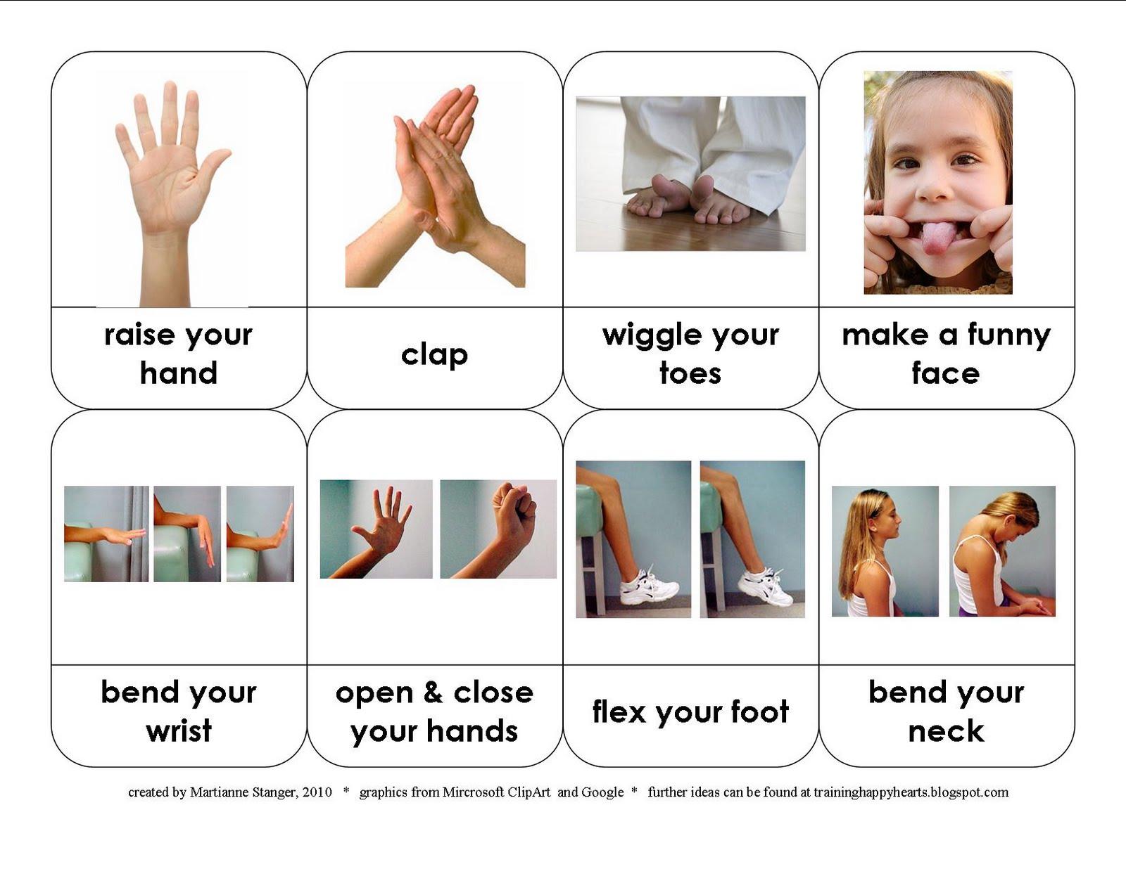 Montessori Inspired Movement Activities