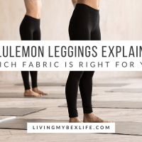 lululemon Leggings Explained: Which Fabric is Best for You