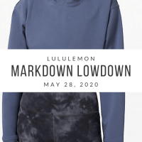 lululemon Markdown Lowdown (5/28/20)